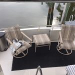 Island Diva II deck